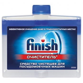 Finish Очиститель для посудомоечных машин 250мл